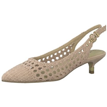 Tamaris Flacher Pumps rosa