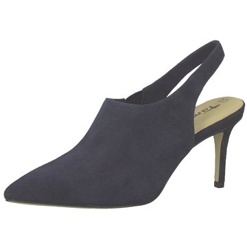 Tamaris Top Trends Pumps blau
