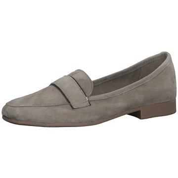 Marco Tozzi Business Slipper grau