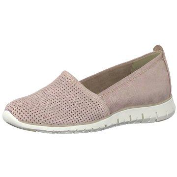 Marco Tozzi Komfort Slipper rosa