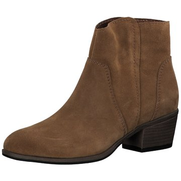 Marco Tozzi Ankle Boot braun