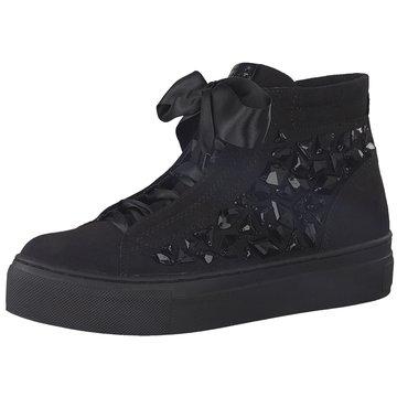 Marco Tozzi Sneaker High schwarz