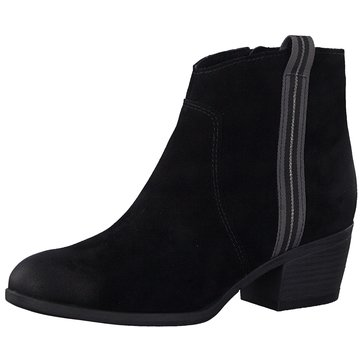 Marco Tozzi Ankle Boot schwarz