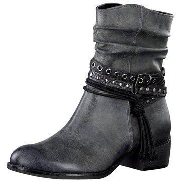Tamaris Biker Boot grau