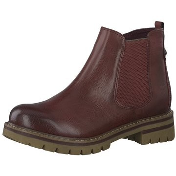 Marco Tozzi Chelsea Boot rot