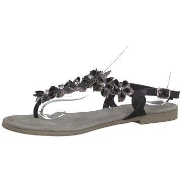 Marco Tozzi Top Trends SandalettenDa.-Sandalette schwarz