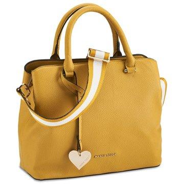 Marco Tozzi Handtasche gelb