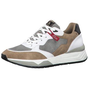 s.Oliver Sneaker Low braun