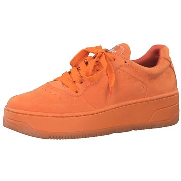 s.Oliver Sneaker Low orange