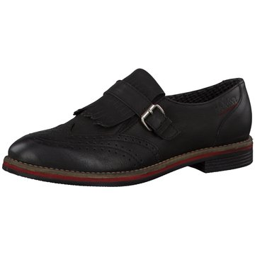 s.Oliver Business Slipper schwarz