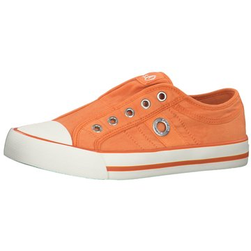 s.Oliver Sportlicher Slipper orange