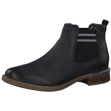 s.Oliver Chelsea Boot blau