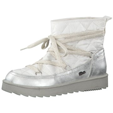 s.Oliver Winterboot silber