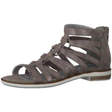 s.Oliver Offene Schuhe braun