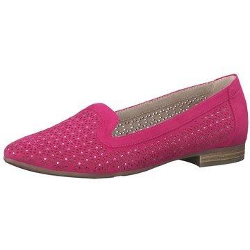 Jana Klassischer Slipper pink