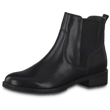 Jana Chelsea Boot schwarz