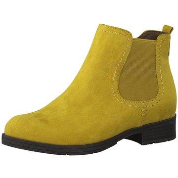 Jana Chelsea Boot gelb