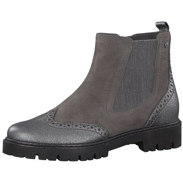 Be Natural Chelsea BootDa.-Stiefel grau