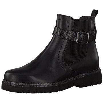 Be Natural Chelsea Boot schwarz