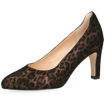 Caprice Top Trends Pumps schwarz