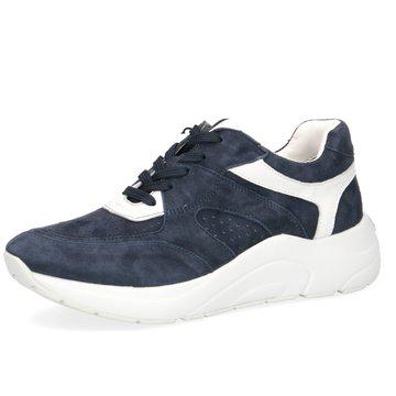 Caprice Sportlicher Schnürschuh blau