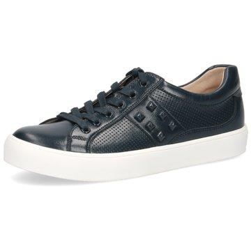 Caprice Sneaker Low blau