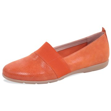 Caprice Klassischer Slipper orange