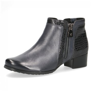 Caprice Ankle Boot blau