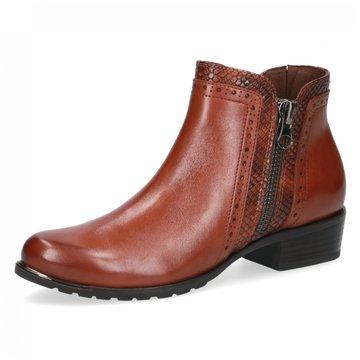 Caprice Ankle Boot braun