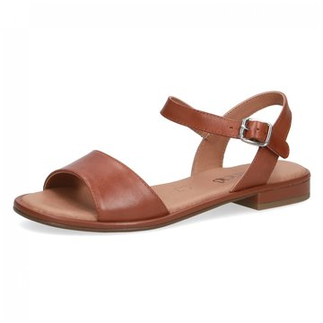 Caprice Komfort Sandale braun