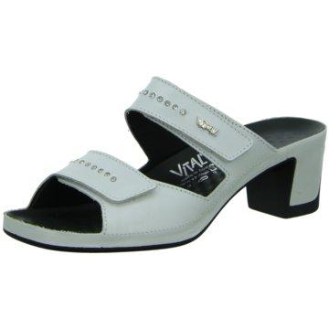 Vital Komfort Sandale weiß