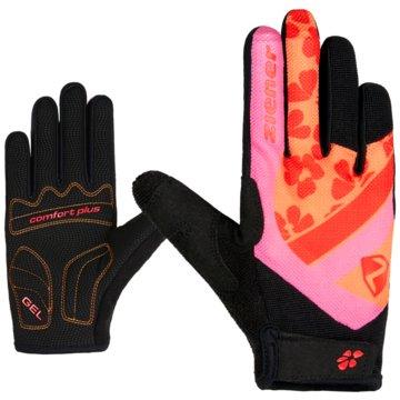 Ziener FingerhandschuheCOLJA LONG JUNIOR BIKE GLOVE - 218505 pink