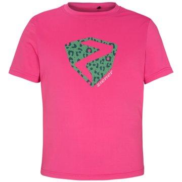 Ziener T-ShirtsNADEN JUNIOR (T-SHIRT) - 219500 pink