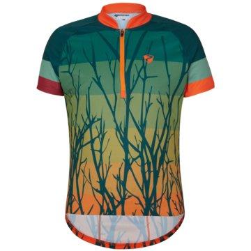 Ziener FahrradtrikotsNANKEI JUNIOR (TRICOT) - 219503 grün