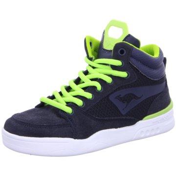 KANGAROOS TV Mandat Sneaker HighKB-3 blau