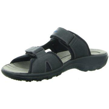 JOMOS Komfort Schuh schwarz
