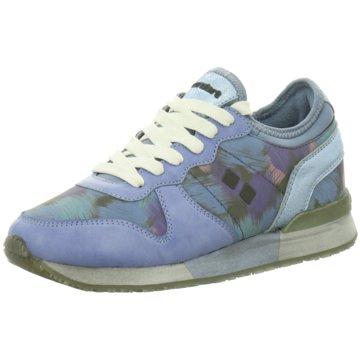 munda:rt Sneaker Low blau