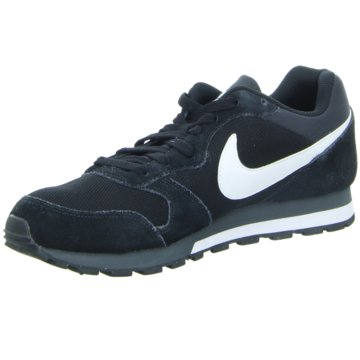 Nike Sneaker LowMD RUNNER 2 - 749794-010 schwarz