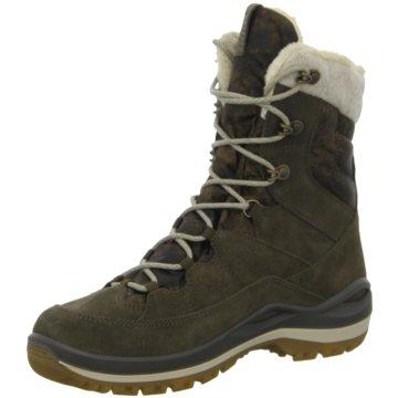 LOWA Sneaker HighCALCETA III GTX WS - 420414 oliv