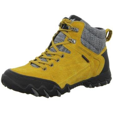 Mephisto Outdoor Schuh gelb