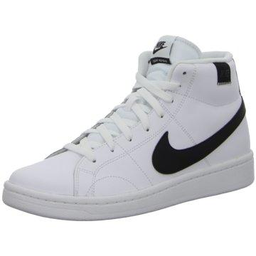 Nike Sneaker LowCOURT ROYALE 2 MID - CQ9179-100 weiß