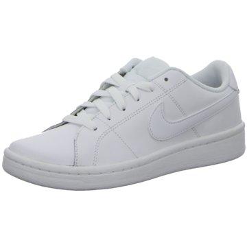 Nike Sneaker LowCOURT ROYALE 2 - CU9038-100 weiß