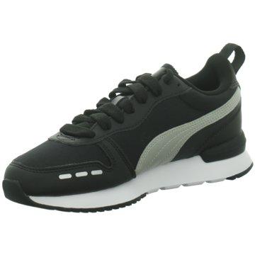 Puma Sneaker Low R78 WMN S METALLIC FS - 368867 schwarz