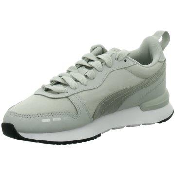 Puma Sneaker Low R78 WMN S METALLIC FS - 368867 grau