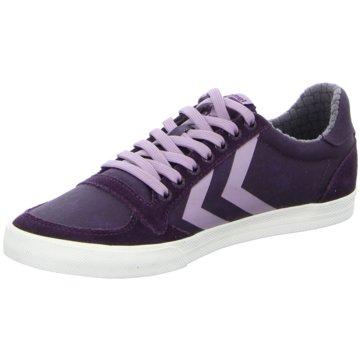 Hummel Sneaker LowHerringburg Low lila