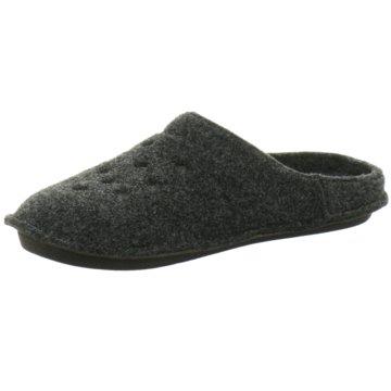 Crocs Hausschuh schwarz