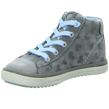 Lurchi Sneaker HighSecil WMS: M grau