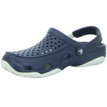 Crocs ClogSwiftwaterDeckClogM blau