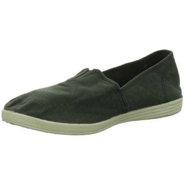 natural world Espadrille schwarz