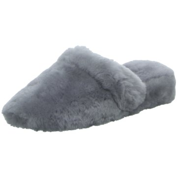 HOFF Hausschuh grau